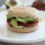Quick and delicious lunch for all the avocado fans out there!