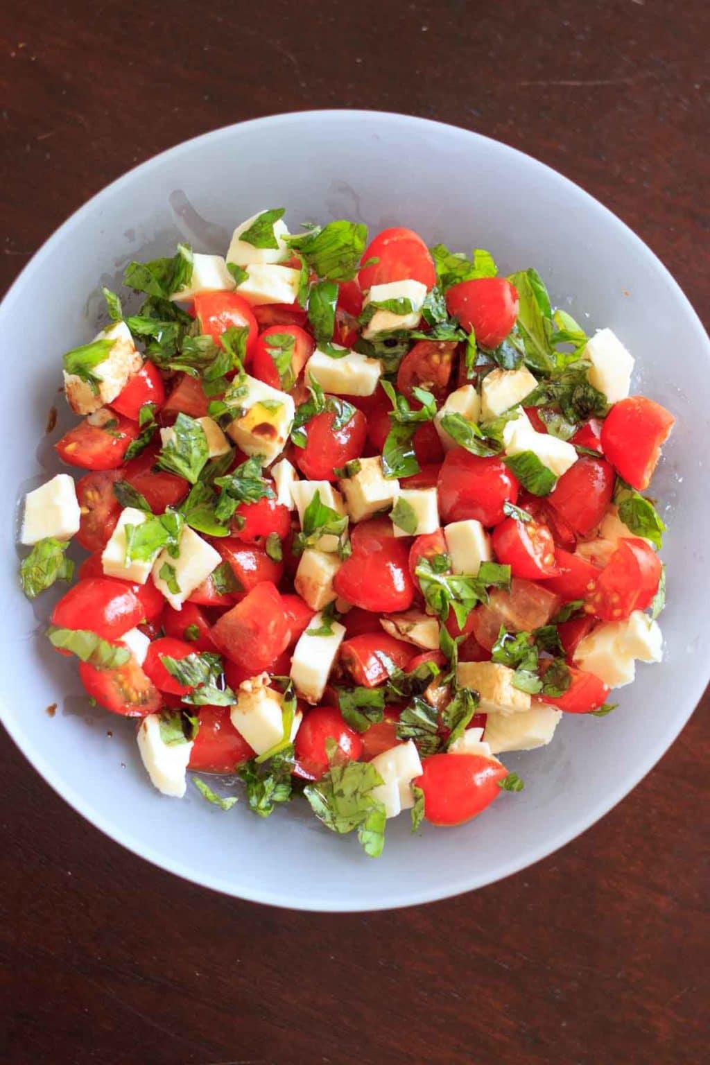 Easy Tomato and Mozzarella Salad recommendations