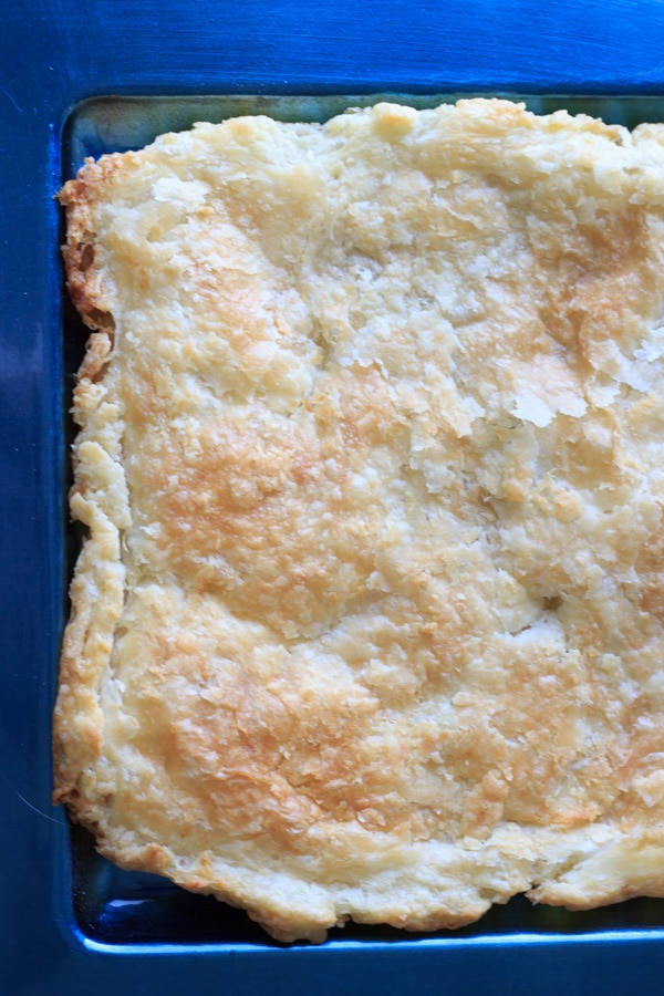 Rough puff pastry - make your own puff pastry dough in less time than you think! | @trialandeater