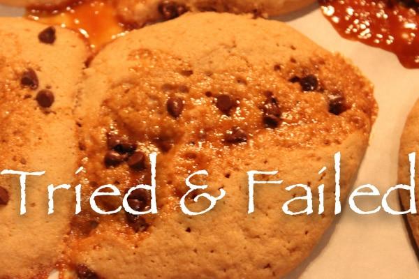 Food Fail #1-2