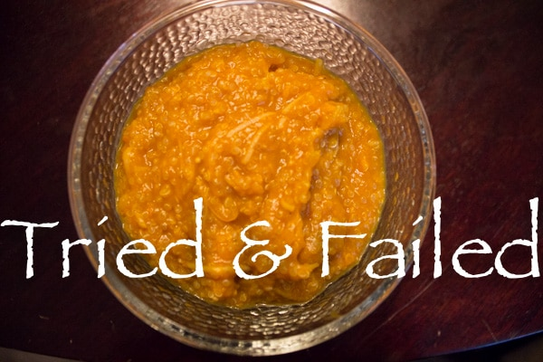 Food Fail #1-3