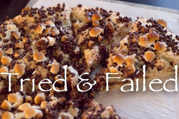 Food Fail #1-6