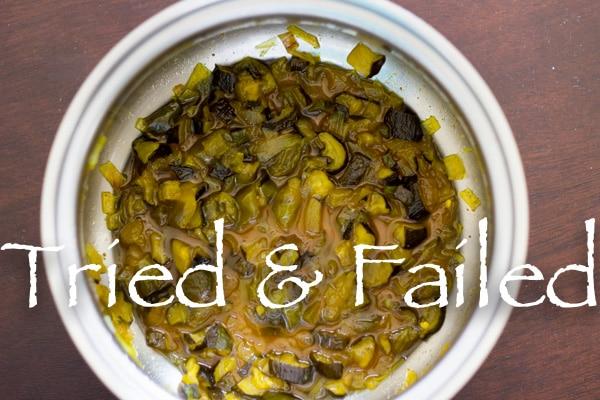 Food Fail #1-7