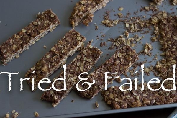 Food Fail #1-8