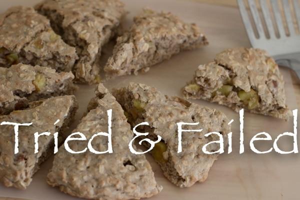 Food Fail #1-9