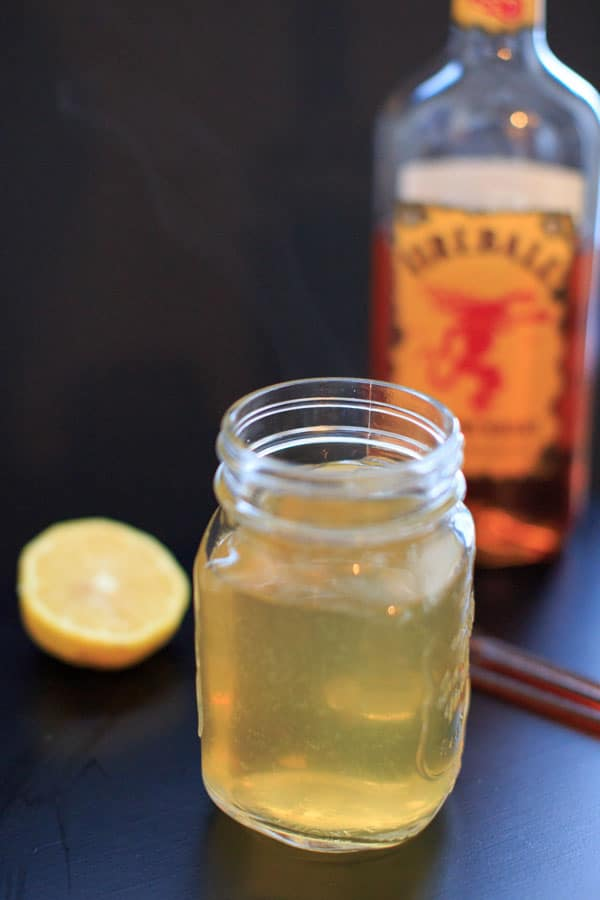 Fireball Hot Toddy - Trial and Eater