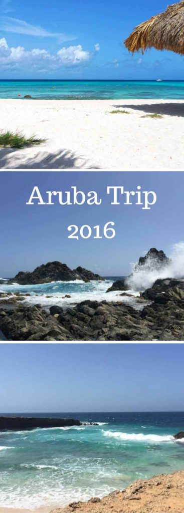 "My trip to Aruba ""One Happy Island"" and a recap of the food I ate, the activities I did, and tips for planning your next trip."