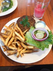 Austin Texas Vegetarian Food and Travels