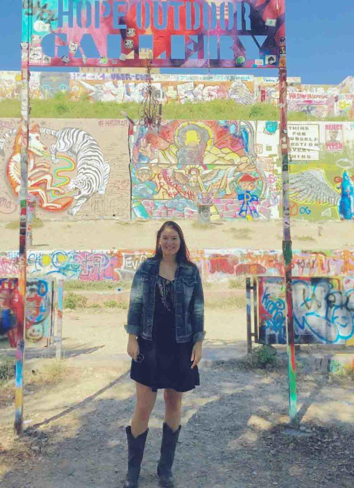 Austin Texas Vegetarian Food and Travels