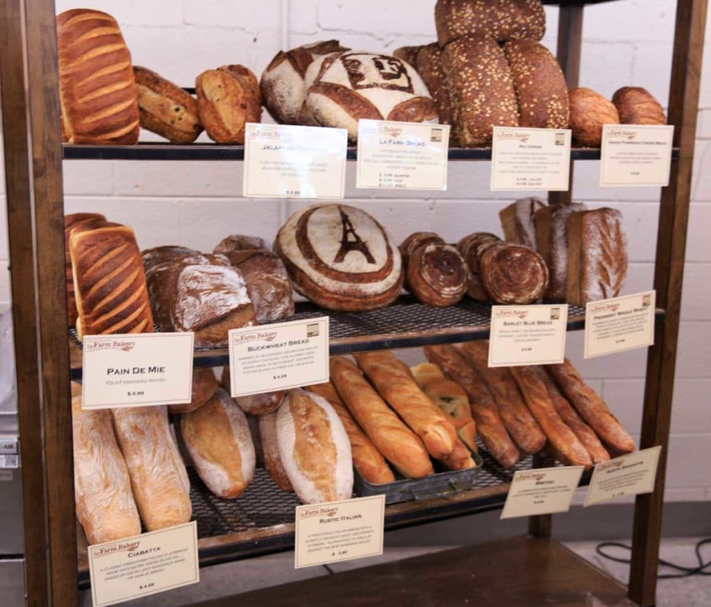 La Farm Bakery, Cary North Carolina