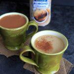 Cacao Coffee with Silk Almond Milk Creamer