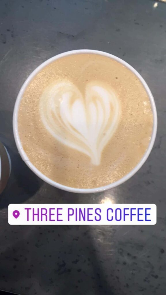 salt lake city three pines coffee