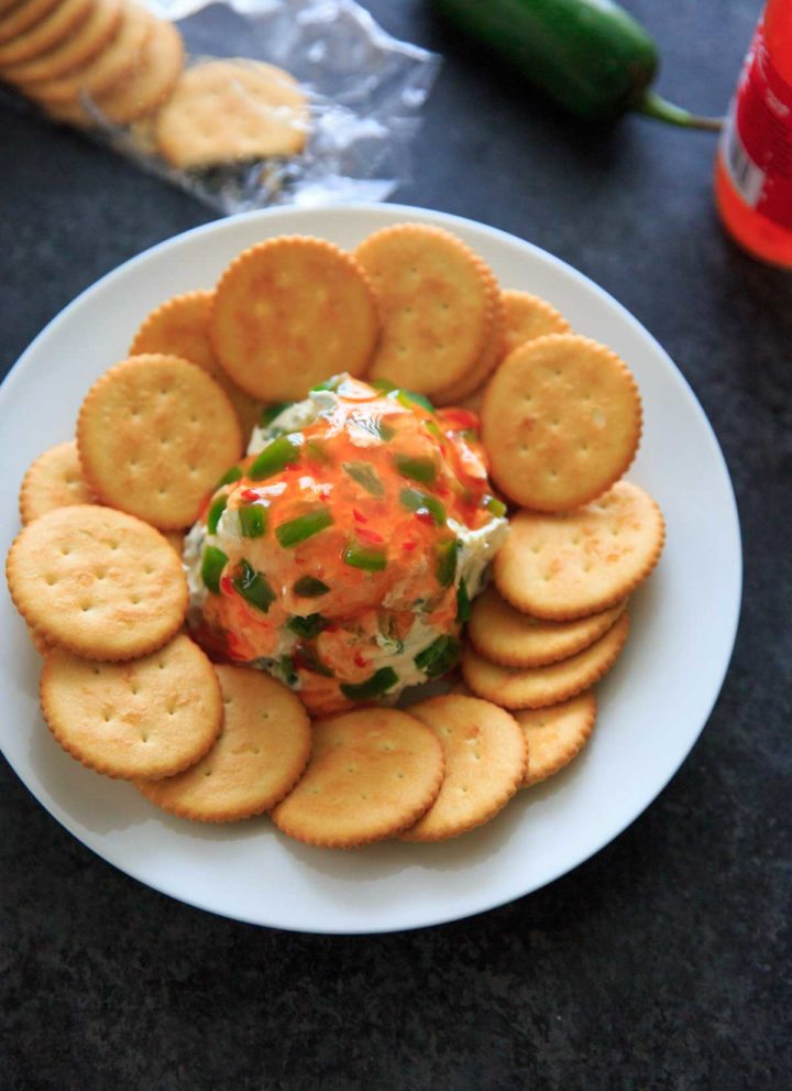 Sweet Chili Cream Cheese Dip