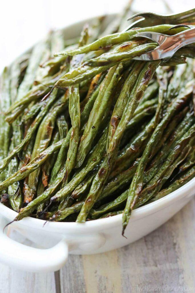 Blistered-Green-Beans-Serving
