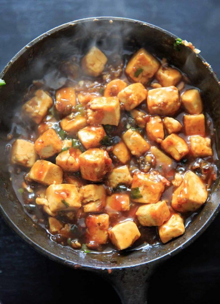General Tso's Tofu {Chloe Flavor}