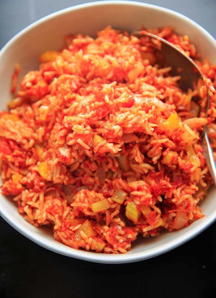 Nana's Spanish (Red) Rice
