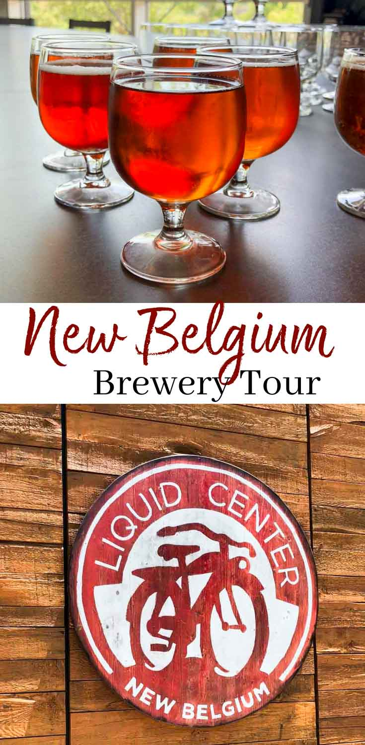 New Belgium Asheville, NC Brewery Tour