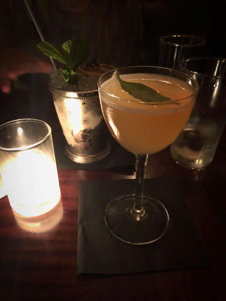 Angels Share New York City - speakeasy bar