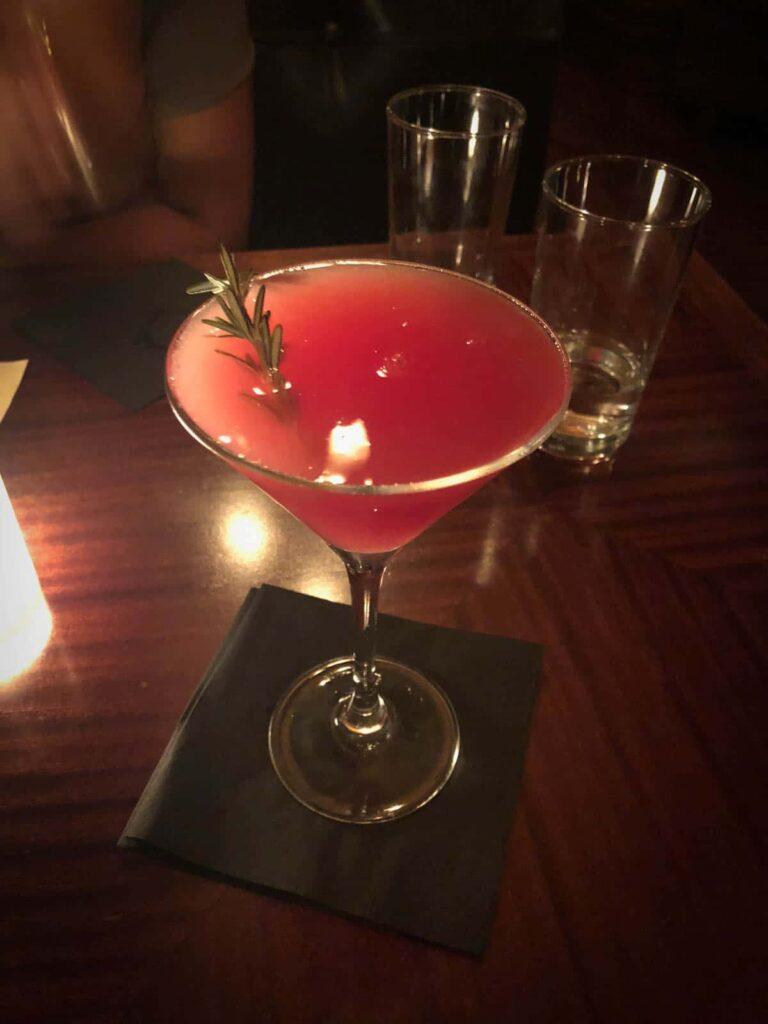 Angels Share New York City - speakeasy bar cocktails
