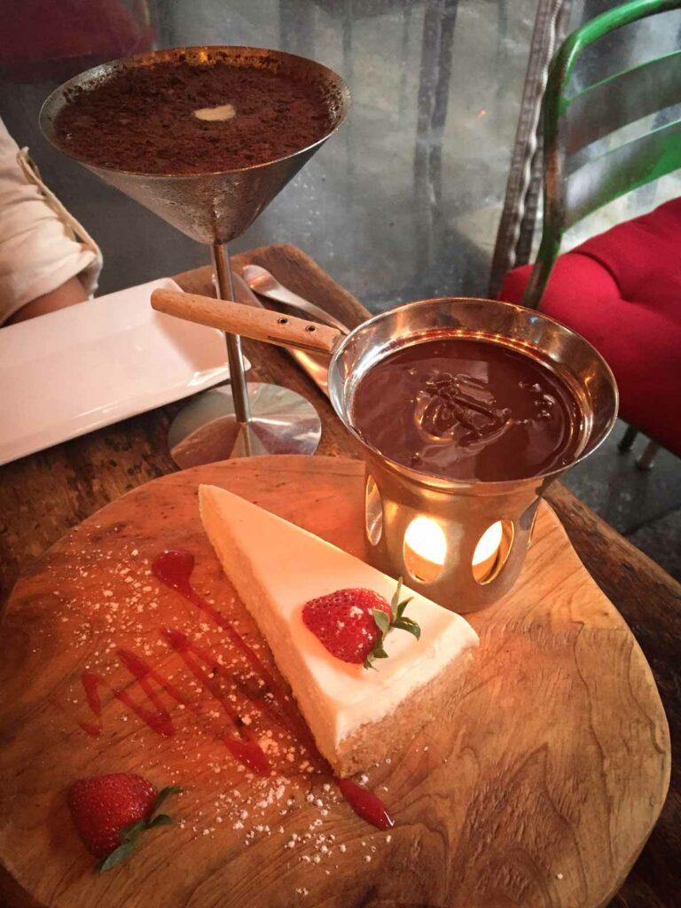 NYC Cocktail and Chocolate Bar