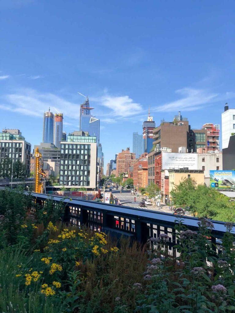 New York City High Line