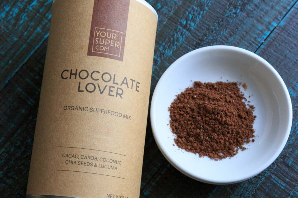 Your Super Foods Chocolate Lover
