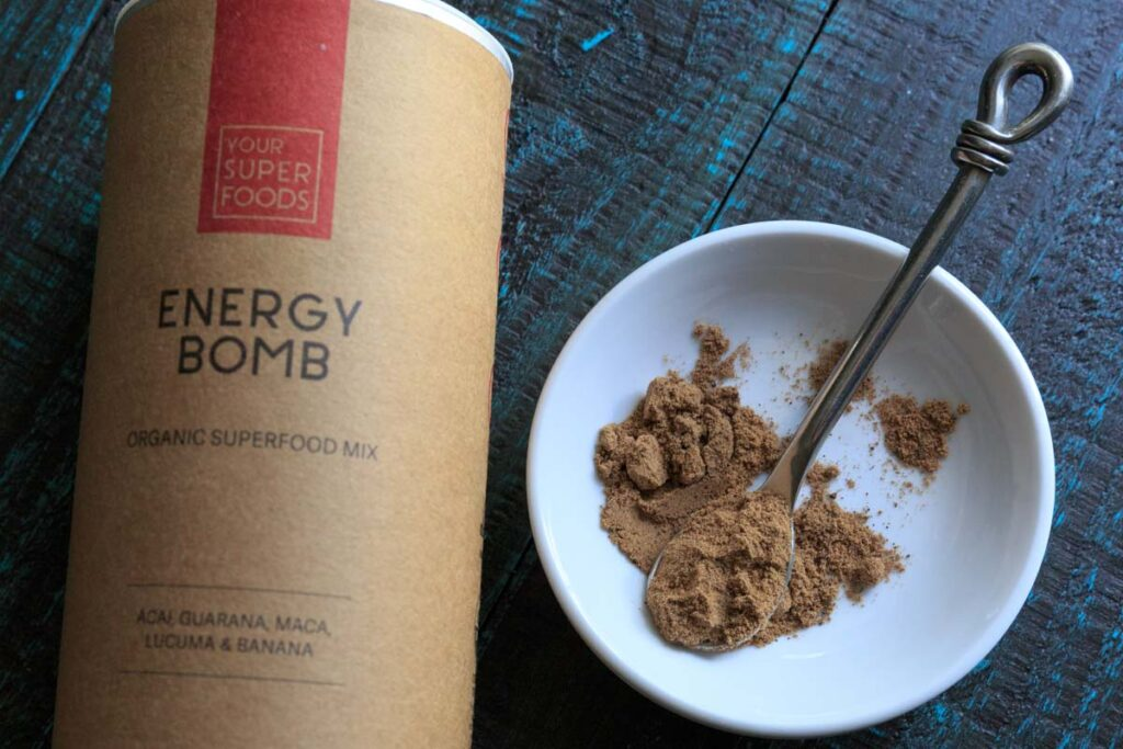 Your Super Foods Energy Bomb