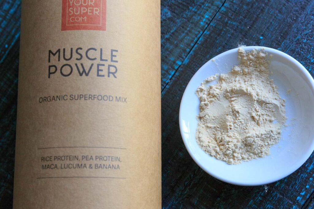 Your Super Foods Muscle Power