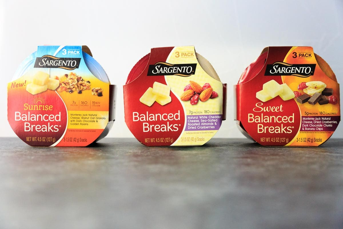 Traveling with Sargento Snacks - Trial and Eater