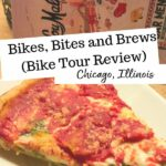 A review of the Bikes, Bites and Brews Chicago Bike Tour - vegetarian version