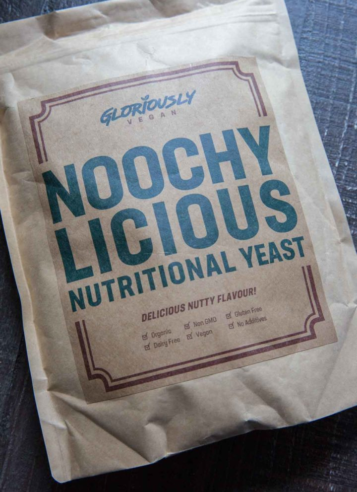 Noochy Licious Nutritional Yeast bag