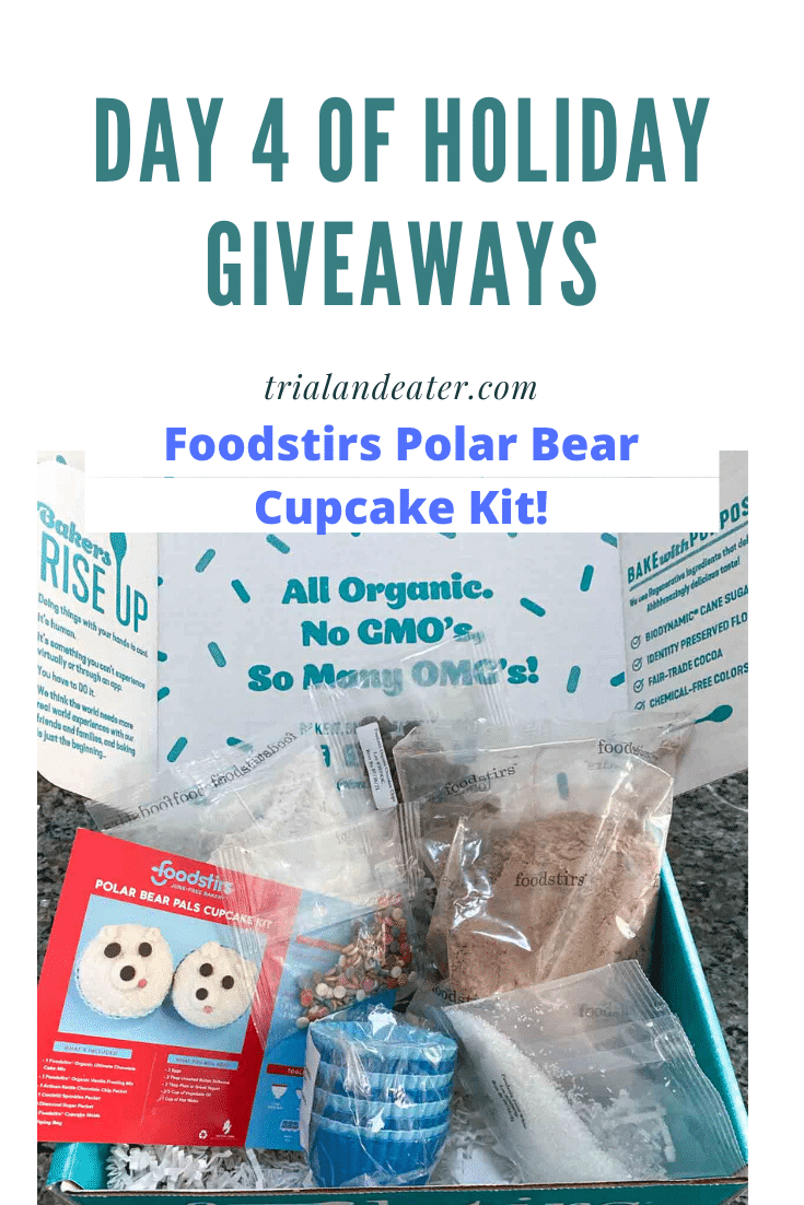 Day 4 of holiday giveaways trial and eater foodstirs