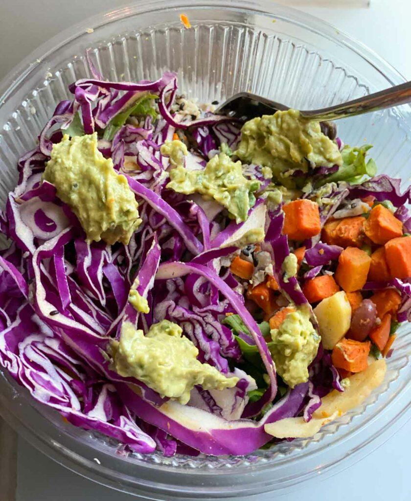 sakara life detox level ii final meal day 5 dinner detox macro bowl