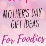 Looking for unique gift ideas for Mom? Even if you aren't able to visit her this year, you can send her something thoughtful! If she spends time in the kitchen or considers herself a foodie, this list will surely have something she will love.