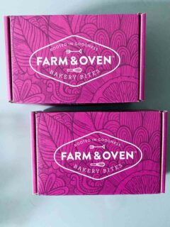 2 farm & oven boxes