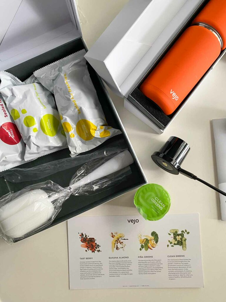 Vejo blender unboxing