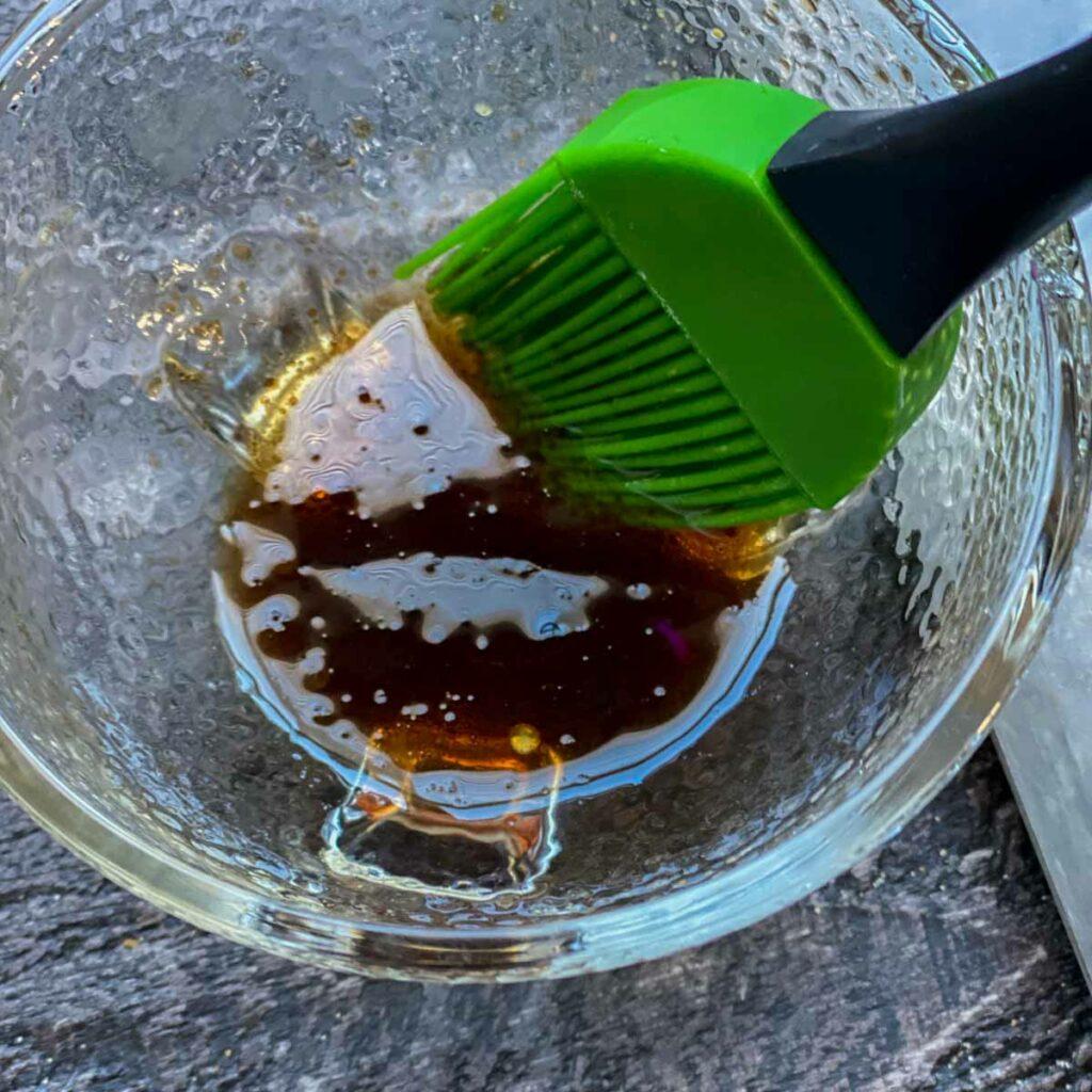 balsamic vinegar glaze for cabbage steaks