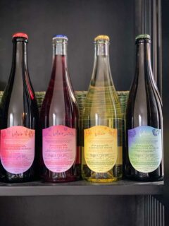 4 bottles of bolixir low alcohol wines from the 2021 limited first release