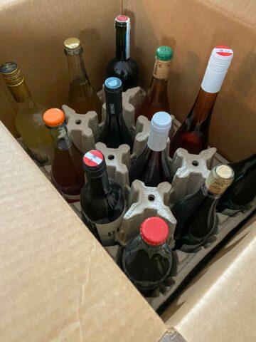 mysa wine mixed 12 bottle case in box