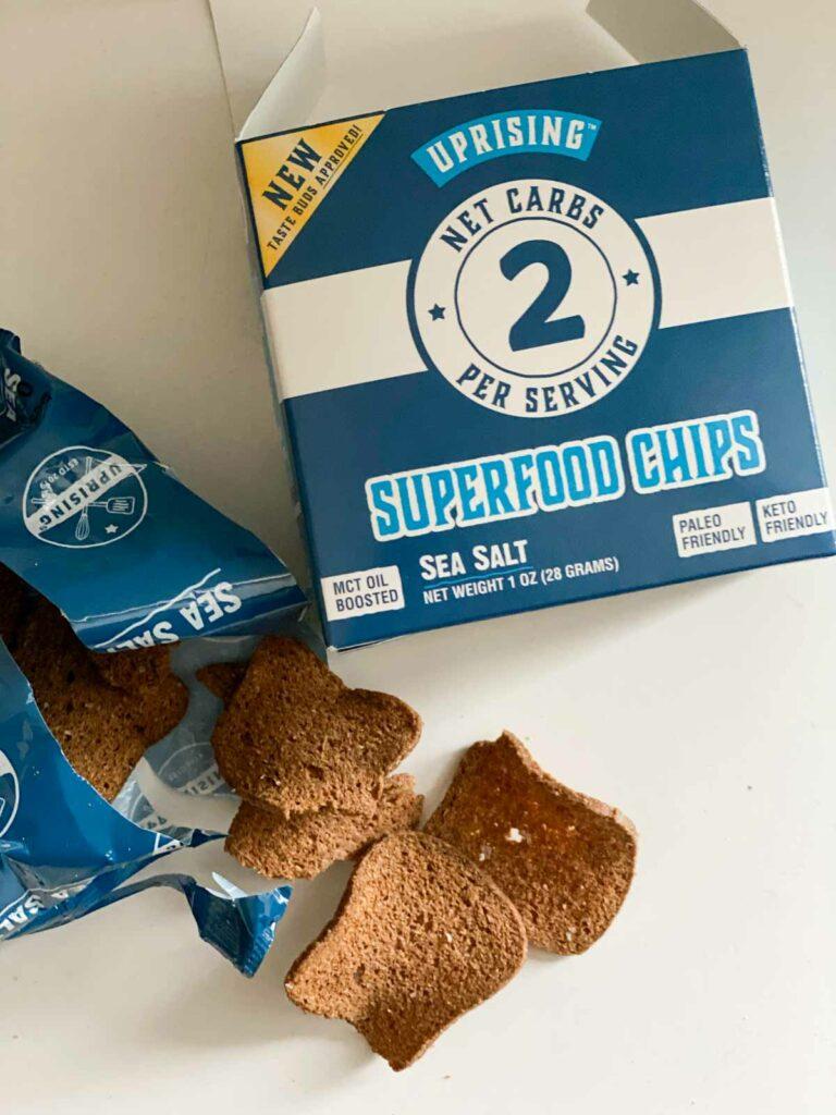 uprising food superfood chips sea salt
